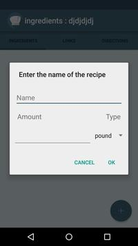 Easy CookBook Free screenshot 4