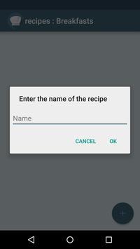 Easy CookBook Free screenshot 3