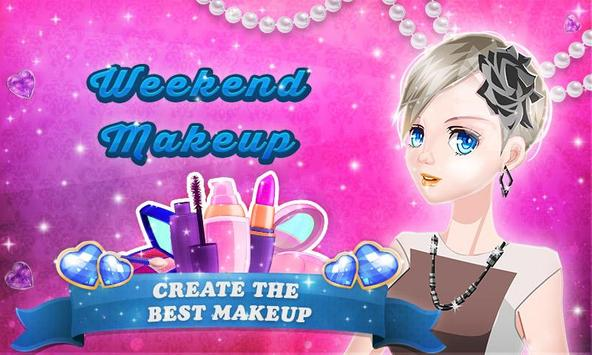 Weekend Makeup: Exotic Style apk screenshot