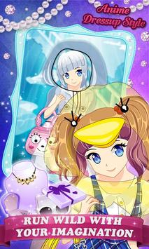 Anime Dressup Style screenshot 2