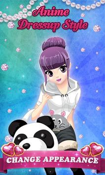Anime Dressup Style screenshot 3