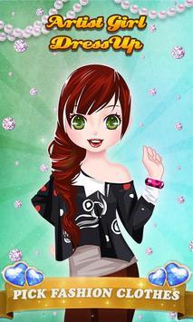 Artist Girl: Cinema DressUp apk screenshot