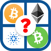 CryptoQuiz - Guess the name by its logo icon