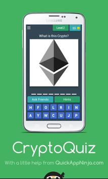 CryptoQuiz - Guess the name by its logo screenshot 2