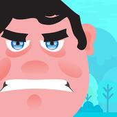Run Angry Boy icon
