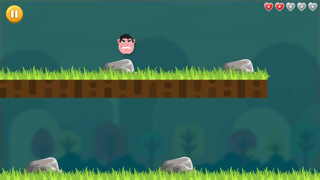 Run Angry Boy apk screenshot