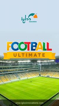 Football Ultimate - Quiz poster