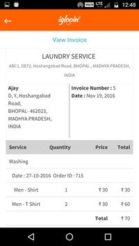 Iglooin-Laundry  Services screenshot 4