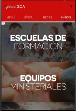 Iglesia GCA apk screenshot