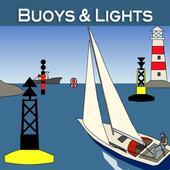 Buoyage & Lights at Sea - IALA icône
