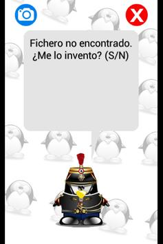 Tux Dice: Frases frikis poster