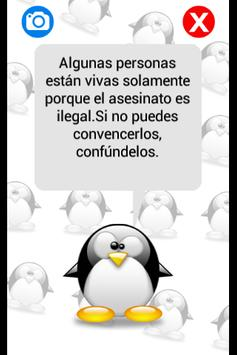 Tux Dice: Frases frikis screenshot 1