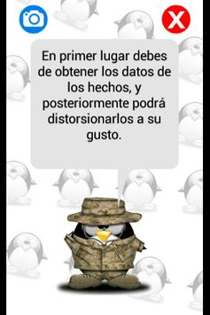 Tux Dice: Frases frikis screenshot 4