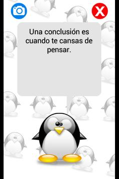 Tux Dice: Frases frikis screenshot 5