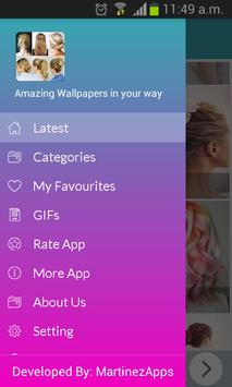 Images of Hairstyles apk screenshot