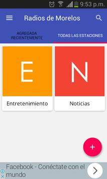 Radios of the State of Morelos screenshot 1