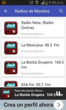 Radios of the State of Morelos screenshot 3