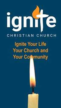 Ignite Church App poster