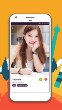 Indonesian Singles- Chat Indonesians on Dating App screenshot 3