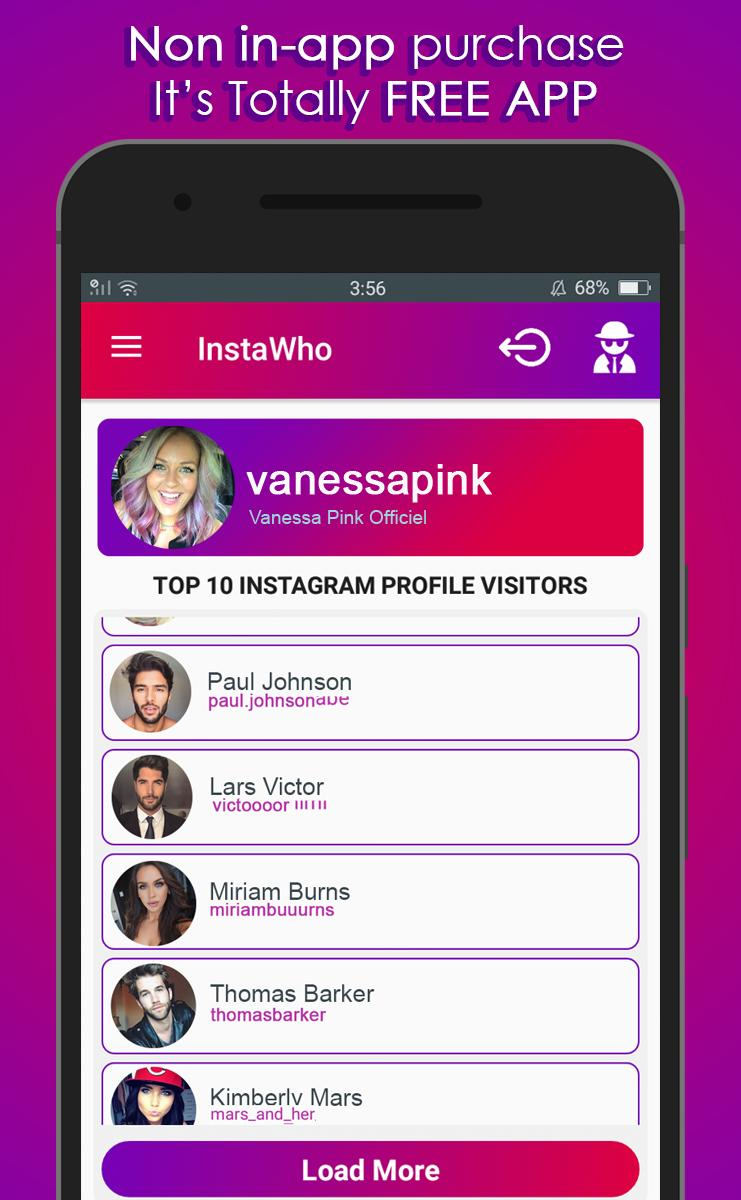 Who viewed my Instagram - Profile Tracker for Android - APK Download