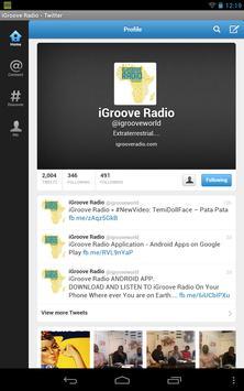 iGroove Radio screenshot 5