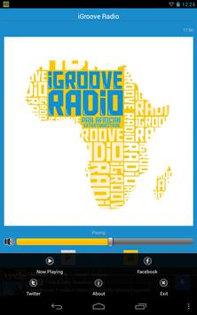 iGroove Radio screenshot 1