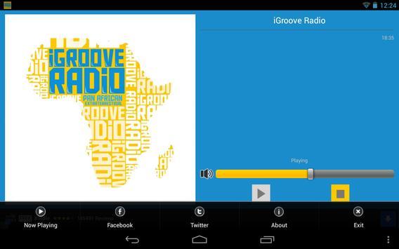 iGroove Radio screenshot 3