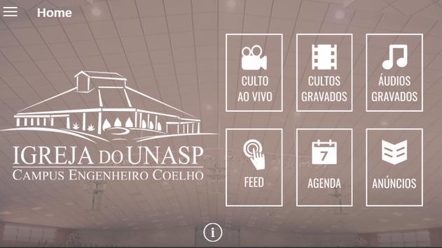 Igreja Unasp-ec apk screenshot