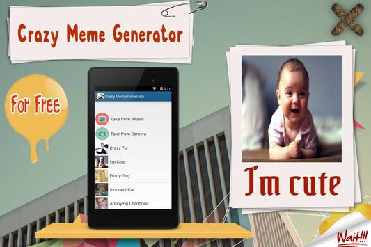 Meme Generator Free App apk screenshot