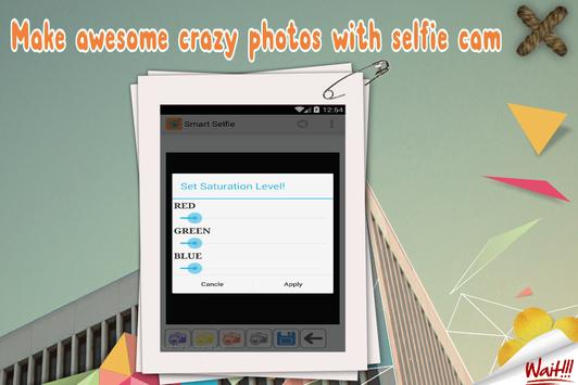 Smart Selfie Camera Effects poster