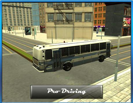 Airport Bus Drive 3D screenshot 16