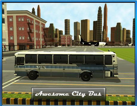 Airport Bus Drive 3D screenshot 5