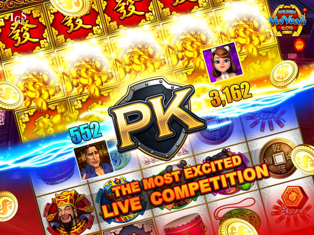 Golden Casino Slots