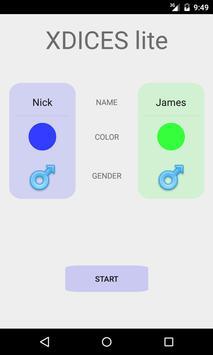 X Dice Lite - Sexy Generator screenshot 1