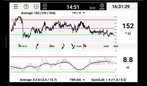 WindBot Display screenshot 1
