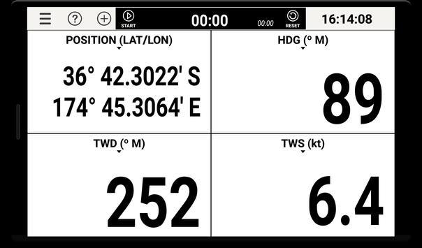 WindBot Display apk screenshot