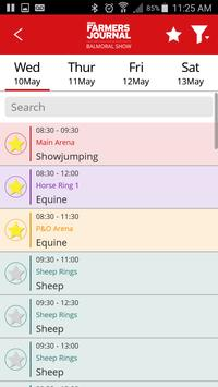 Balmoral Show screenshot 1