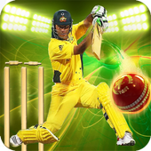 Cricket Games 2017 Free 3D icon
