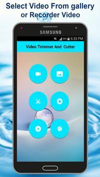 Songs Cutter  &  Video Cutter poster