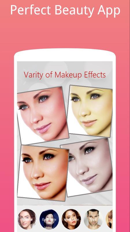Face Makeup App   Saubhaya Makeup