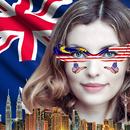 Flag Face Photo Changer-APK