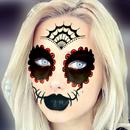 Scary Face  photo Makeup-APK