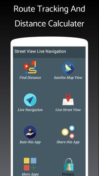 Live StreetView met navigatie screenshot 1