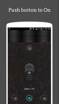 Shake Torch Light:Led Bright Flashlight screenshot 1