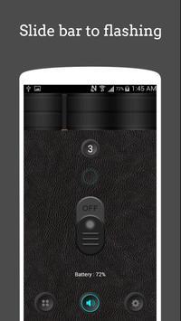 Shake Torch Light:Led Bright Flashlight screenshot 3