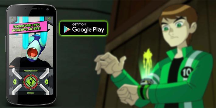 Ben 10 - Alien Transformation screenshot 1