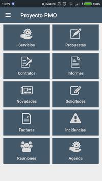 PMO User apk screenshot