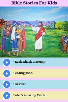Bible Stories for Kids screenshot 4