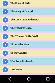 Bible Stories for Kids screenshot 5