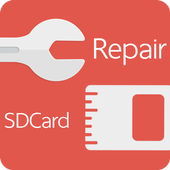 Repair SD Card icon